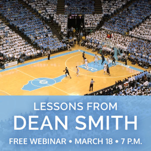 Lessons from Dean Smith